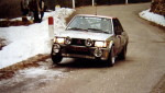 1982 - Carlsson-Ufer - Mitsubishi Lancer 2000 Turbo